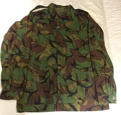 1968 Pattern Early DPM Smock P68 British Army