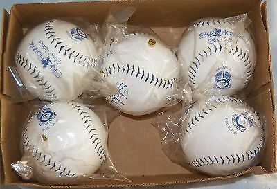 Sky Hawk Official Softball B-100 COR-50 Licensed by USSSA Lot of 5 NEW!