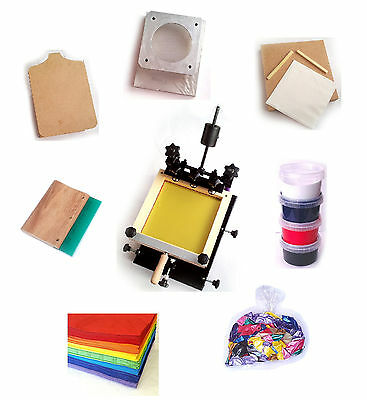 Home business Multipurpose screen printing press