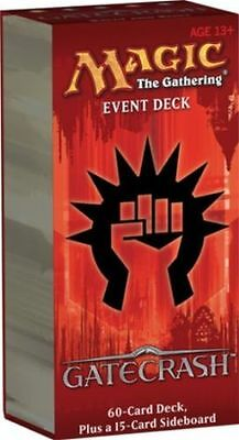 New MTG Event Deck RALLY AND ROUT Gatecrash Magic the Gathering SEALED