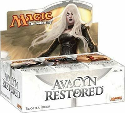 Avacyn Restored Booster Box Factory Sealed MTG Magic the Gathering Free Shipping