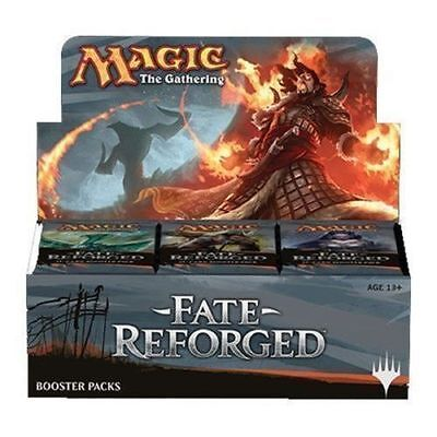 Fate Reforged Booster Box Factory Sealed MTG Magic the Gathering Free Ship