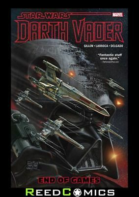 STAR WARS DARTH VADER VOLUME 4 END OF GAMES GRAPHIC NOVEL New Paperback