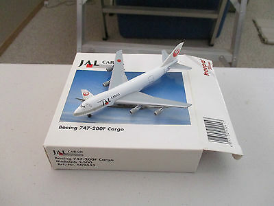 Herpa Wings 502443 JAL Cargo Japan Airlines   747-200F