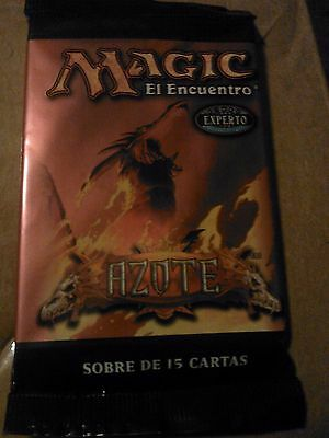 Scourge Booster Pack (Spanish)--Magic: the Gathering MtG
