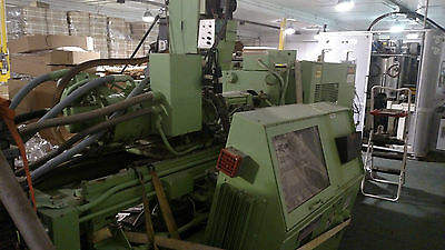 injection molding machine REED 100Ton
