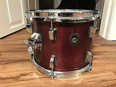 Ludwig Classic Maple Tom 8 x 10 Cherry Stain