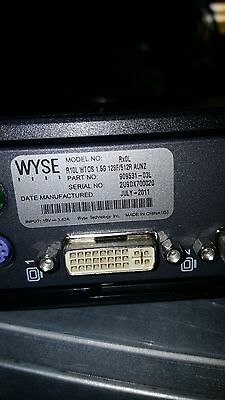 DELL WYSE R10L Rx0L THIN CLIENT + POWER ADAPTER 1.5GHz 512MB 128MB FLASH