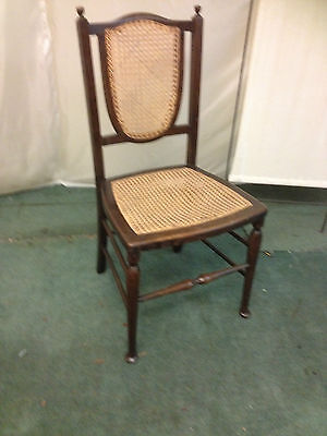 Antique Occasional Chair (ref106)