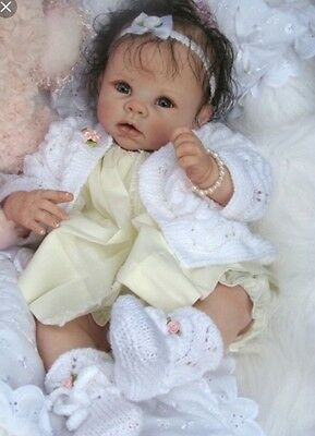 ❤️Reborn Doll Baby❤️ Custom Made From Krista Kit By Linda Murray❤️Ready March
