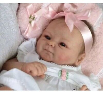 ❤️Reborn Doll Baby❤️ Custom Made From Coco Malu Kit By Elisa Marx❤️Ready March