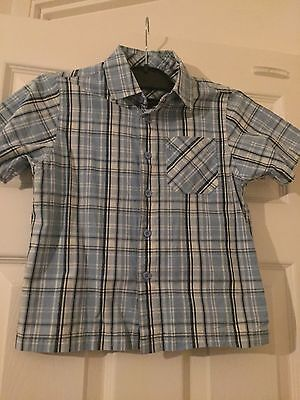 Next Boys Shirt - Size 5-6 Years