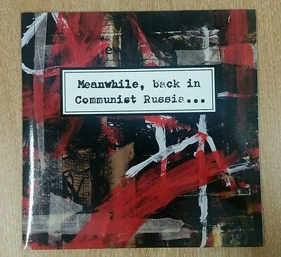 """Meanwhile, Back in Communist Russia - No Cigar 7"""" single vinyl record"""
