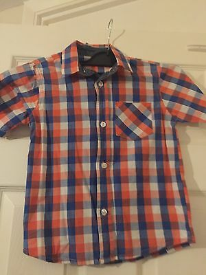 George Boys Shirt - Size 4-5 Years - Used