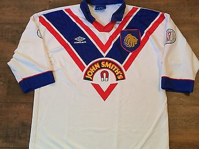 1993 Great Britain Rugby League Shirt Adults Large GB Top Jersey