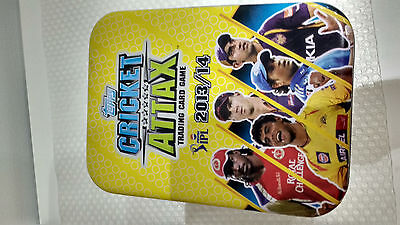 Cricket attax trading card game