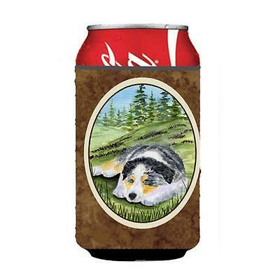 Carolines Treasures Australian Shepherd Can Or bottle sleeve Hugger 12 oz.