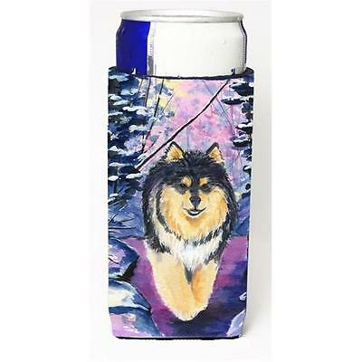 Carolines Treasures Finnish Lapphund Michelob Ultra s For Slim Cans 12 oz.