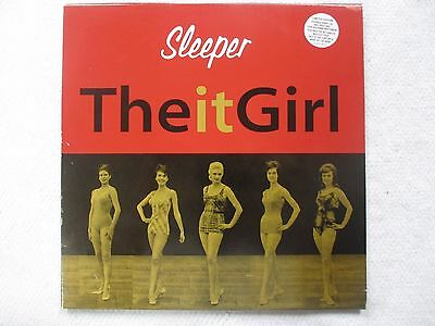 """Sleeper, The IT Girl. 10"""" Vinyl Limited Edition LP. Excellent Plus"""
