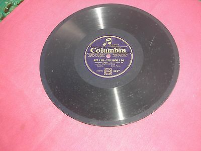 78 Record - Ruth Etting - But I do - you know I do