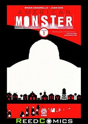 AMERICAN MONSTER VOLUME 1 GRAPHIC NOVEL New Paperback Collects Issues #1-5