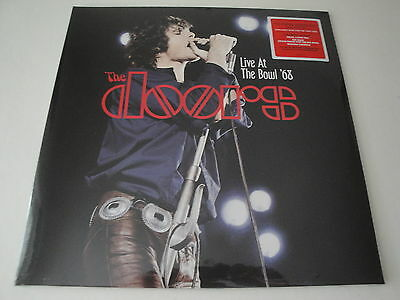 The Doors: Live at The Bowl '68 Vinyl 2 LP