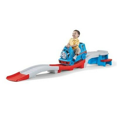 New Step2 Toys Thomas The Tank Engine Roller Coaster Ride-on Roller Coaster - 2+