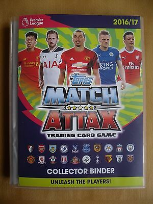 16/17 TOPPS (2017) - MATCH ATTAX - PICK ANY 50 TRADE CARDS inc FOILS - UPDATED