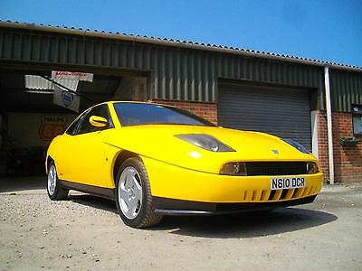 Fiat Coupe 2.0 16v Turbo - Rarest of the turbo coupes with only 49 left!