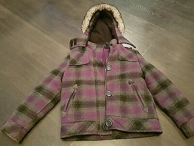 GIRLS COAT SIZE 7-8 yrs