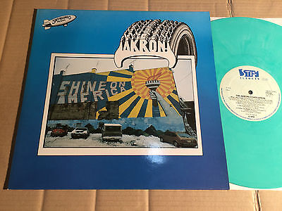 V/a - Akron Compilation - Lp - Get 3 - Germany - Coloured Vinyl