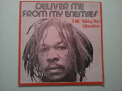 Yabby You Deliver Me From My Enemy's Lp Vivian Jackson