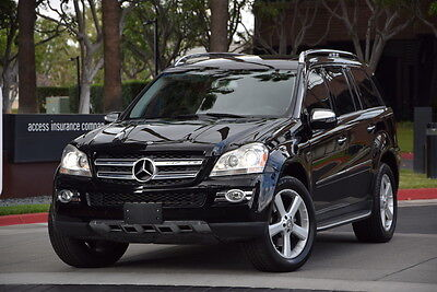 2009 Mercedes-Benz GL-Class GL320 BLUETEC 2009 MERCEDES BENZ GL320 BLUETEC DVD KEYLESS GO FULLY LOADED 09 GL 320 DIESEL