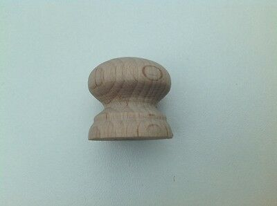 WT14 Beach Wood Turning / knob