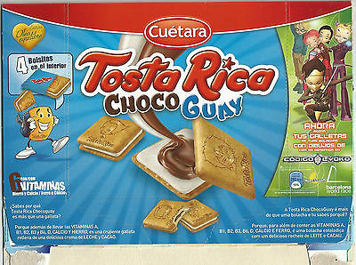 Code Lyko Biscuit Box From Spain