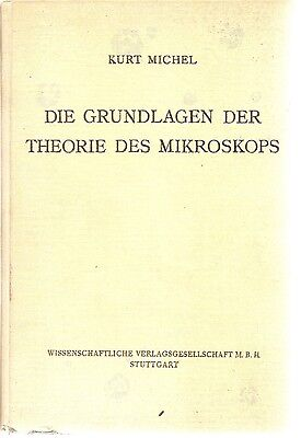 Carl Zeiss Theory Microscopes Scientific Optical Instruments Mikroskops