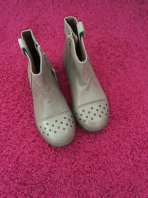 M&s Girls Boots Size 13 Brand New