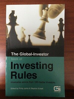 The Global-Investor book of Investing Rules edited by Jenks & Eckett