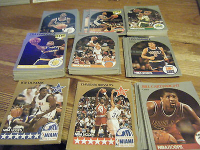 158  Nba Hoops  1990-1991  American Basketball Cards   Mint  All Listed