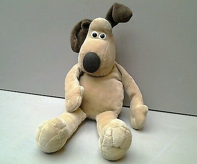 Wallace and Gromit soft toy pyjama case
