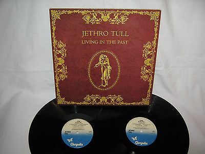 Jethro Tull-Living In The Past LP 1972 Stunning Copy