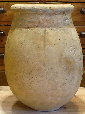 French biot jar – 19th century olive jar