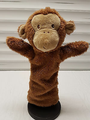 Adorable *** Monkey *** Hand/arm Puppet,  Excellent Condition