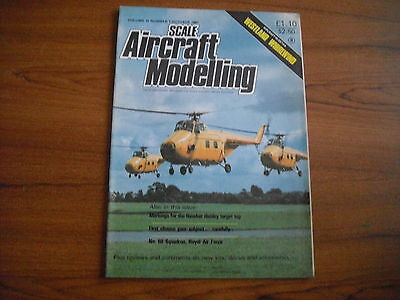 Scale Aircraft Modelling - October 1987 - Westland Whirlwind