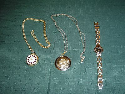 Necklace Pendant Watches - Watch