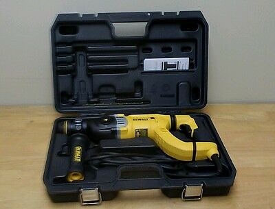 "DEWALT 1-1/8"" SDS Rotary Electric  Hammer Drill Concrete/Wood Tools"