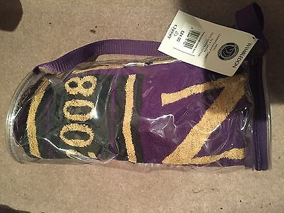 Official Christy Wimbledon 2008 towel brand new with tags