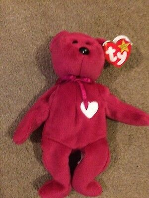 Valentina Ty Beanie Baby. New with Tags