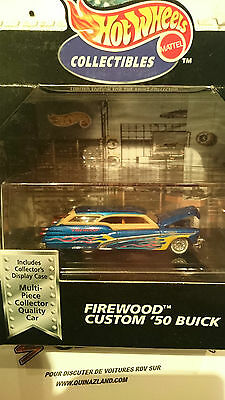 Hot Wheels 100% Collectibles Firewood Custom '50 Buick (9980)