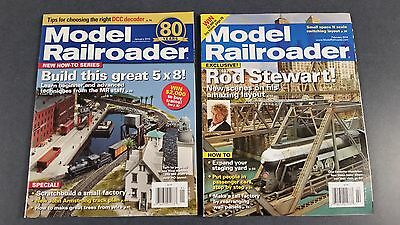 Model Railroader Magazine - 12 Issues from 2014